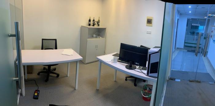 Cho thuê văn phòng trọn gói 4,5 triệu/tháng/phòng, Hoàn Kiếm, Đường Cửa Bắc
