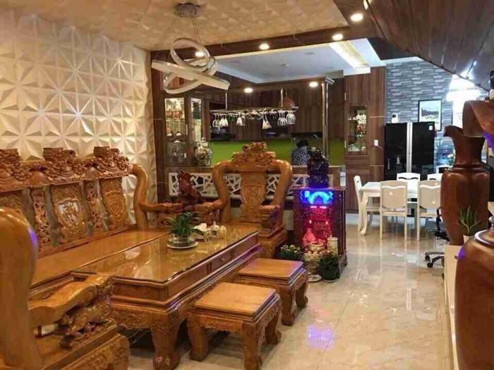 Bán nhà KDC Nam Long, Phú Thuận, 4pn, 5 wc