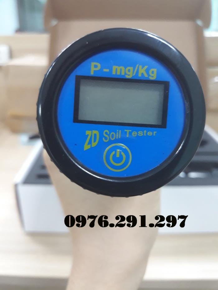 Bút đo NPK trong đất2