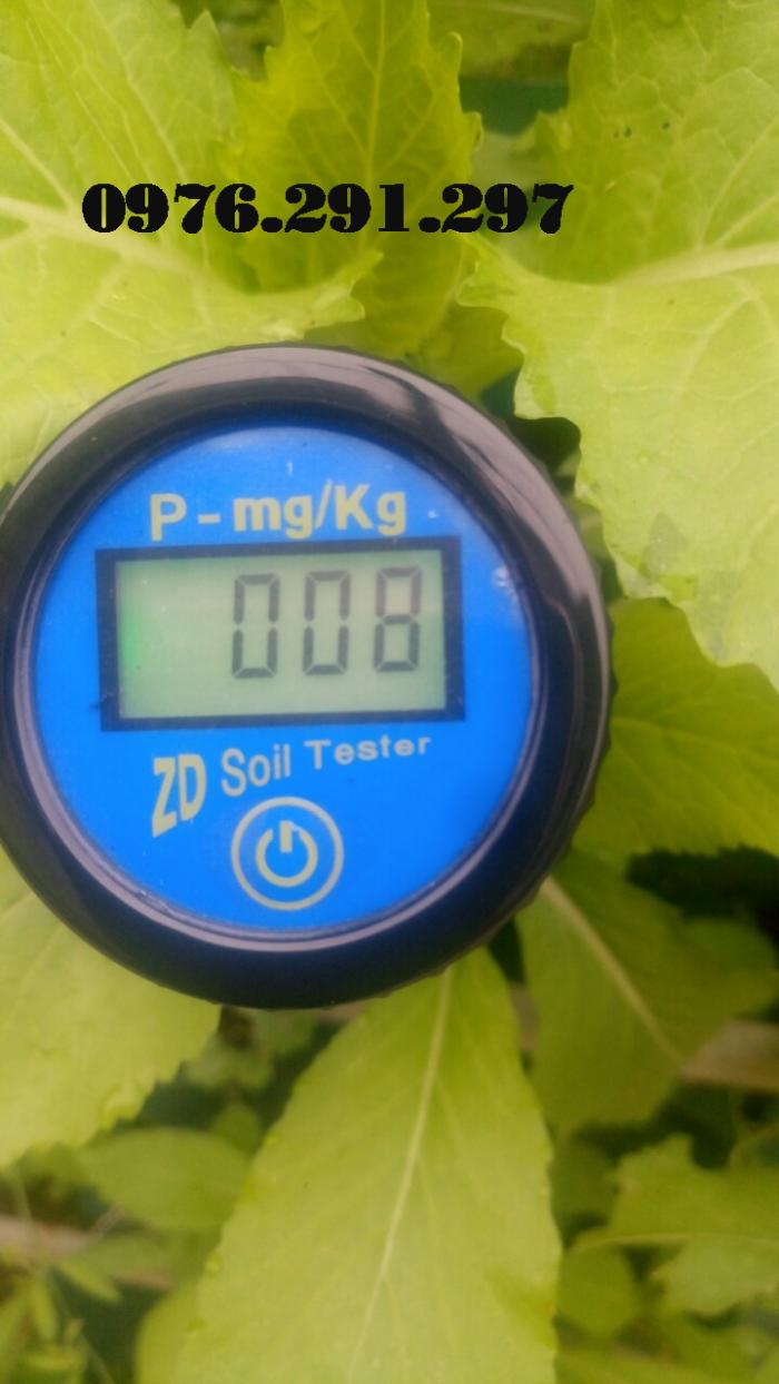 Bút đo NPK trong đất0