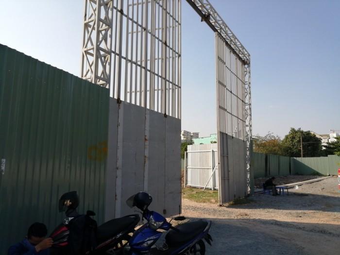 Bán Đất mặt tiền đường Trần Đại Nghĩa, sổ hồng riêng, thổ cư 100%