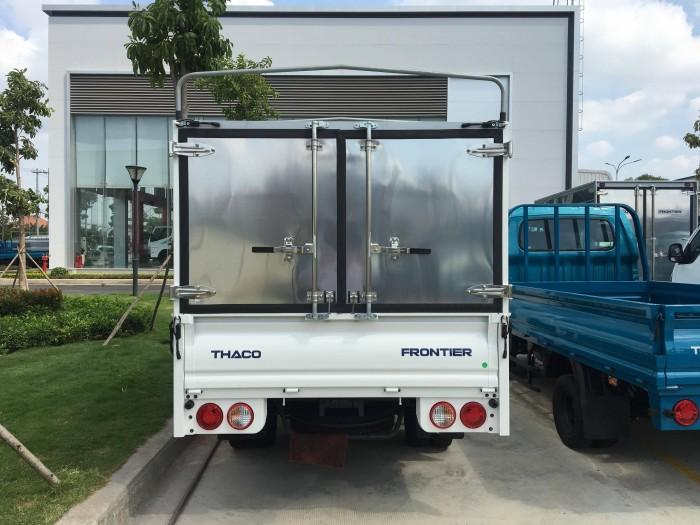 Giá xe tải mui bạc KIA K200 tại Vũng Tàu 1