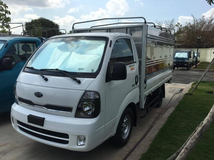 Giá xe tải mui bạc KIA K200 tại Vũng Tàu