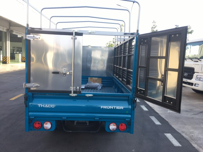Giá xe tải mui bạc KIA K200 tại Vũng Tàu 2