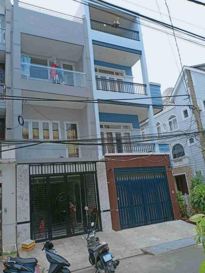 bán nhà Nam Long Phú Thuận, 4x20m