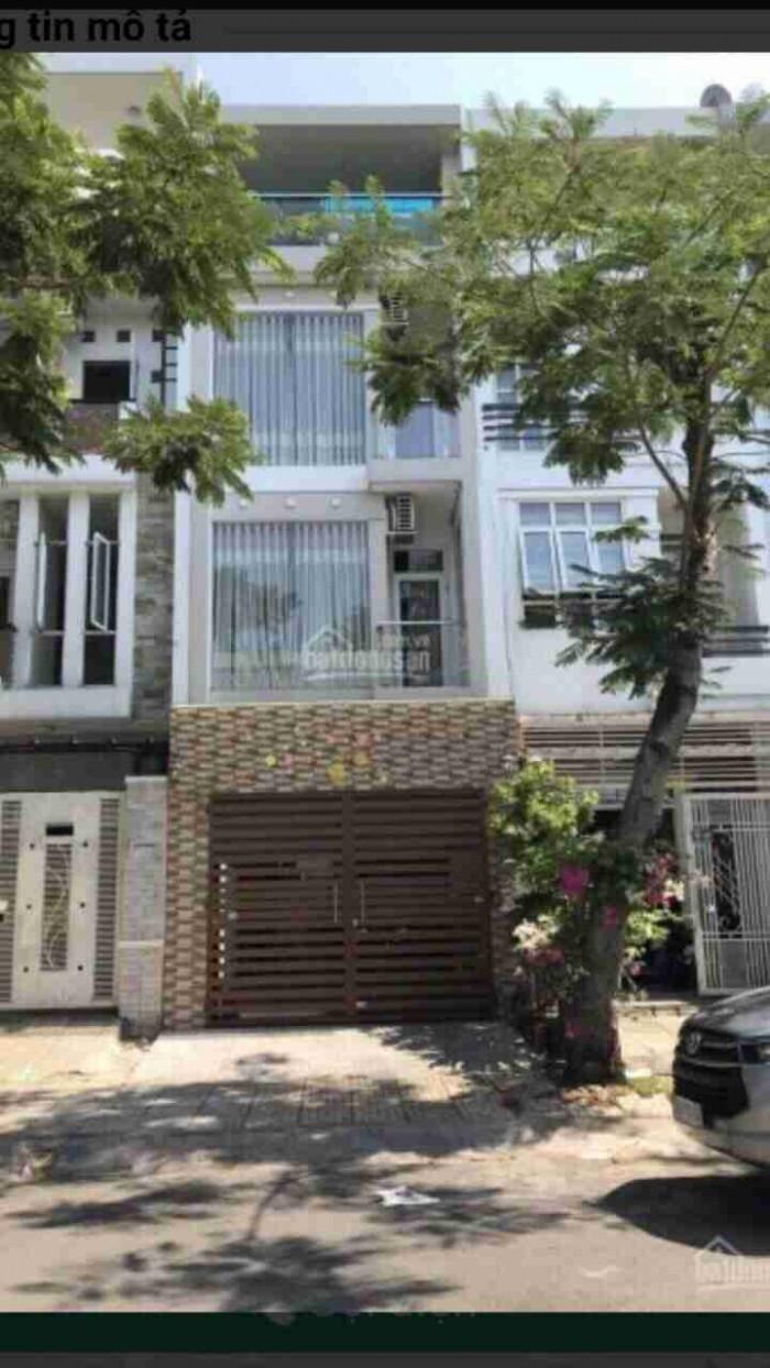 Bán nhà mt kdc An Phú Hưng, Q7, 4x18m