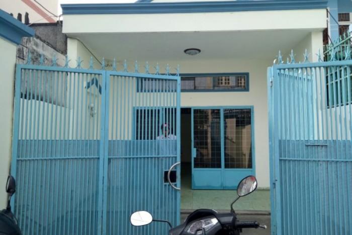 Bán nhà đường Đinh Tiên Hoàng, DT 102m2, hẻm trước nhà 6m
