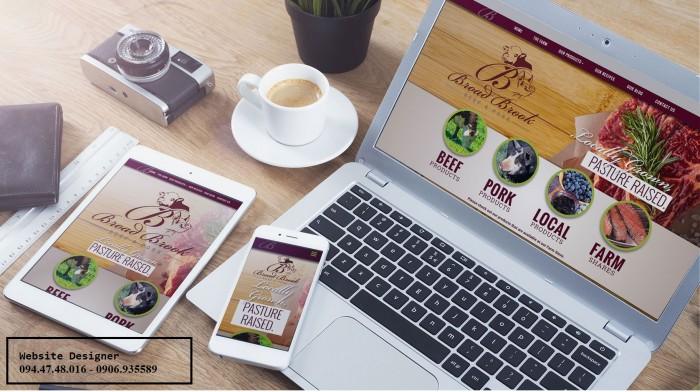 Tư vấn & thiết kế website theo yêu cầu