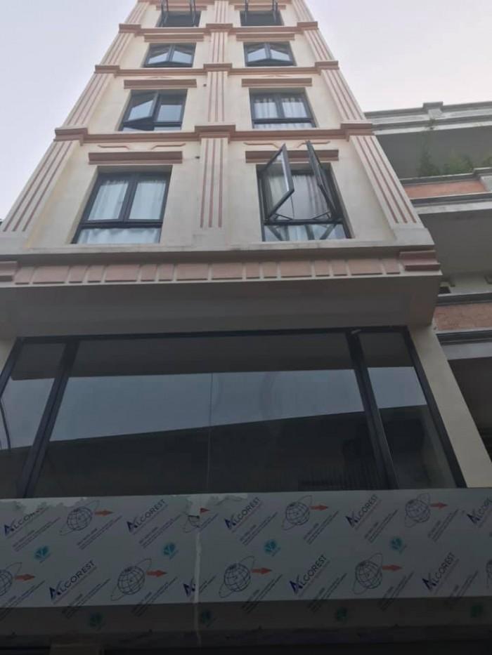 Bán nhà Mặt phố Nguyễn Khiết 120m 4 tầng 5.3 MT Hoàn Kiếm ô tô
