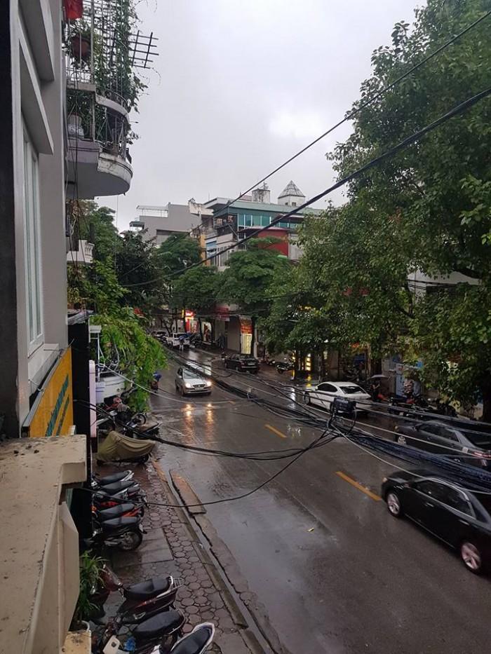 Bán nhà Phố Vọng 82m 4 tầng 4.8 MT Hai Bà Trưng đường ô tô tránh nhau gara để xe trong nhà
