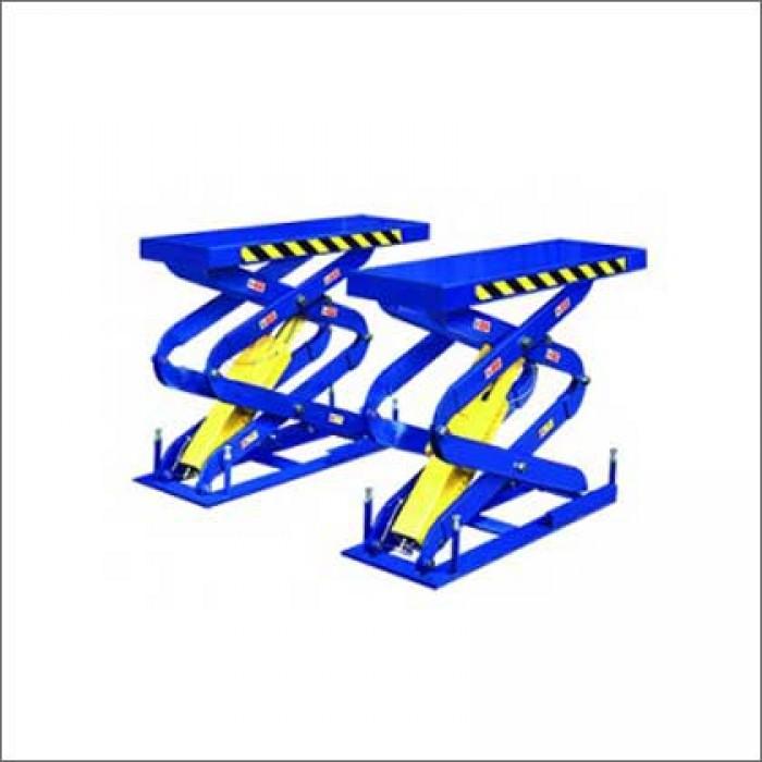 Cầu nâng cắt kéo 4 bánh tự do GL3000A