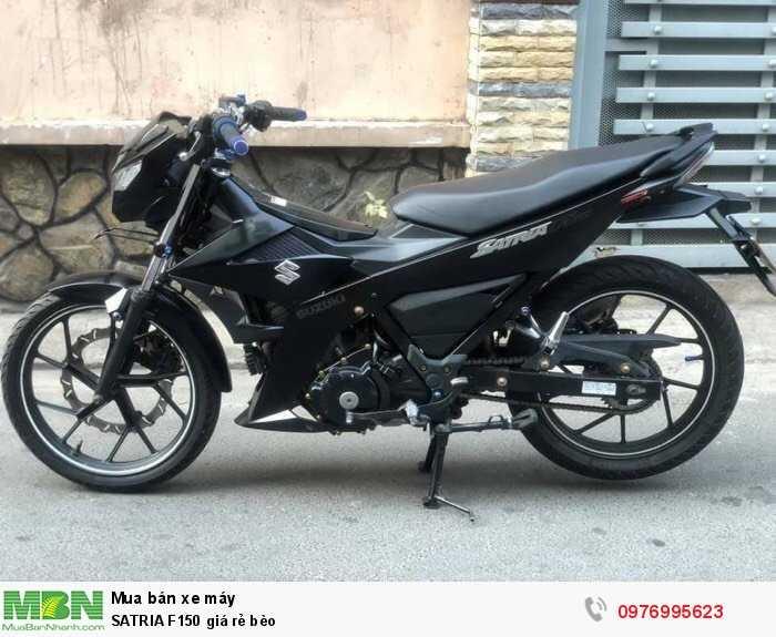 SATRIA F150 giá rẻ bèo