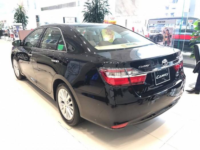 Toyota Camry 2019 Mới, Đủ Màu, giao xe ngay, hỗ trợ trả góp ngân hàng.