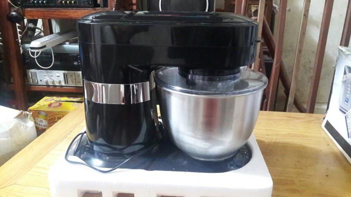 Máy đánh trứng và trộn bột để bàn stand mixer excelvan chất lượng amazone mỹ, giá việt.2