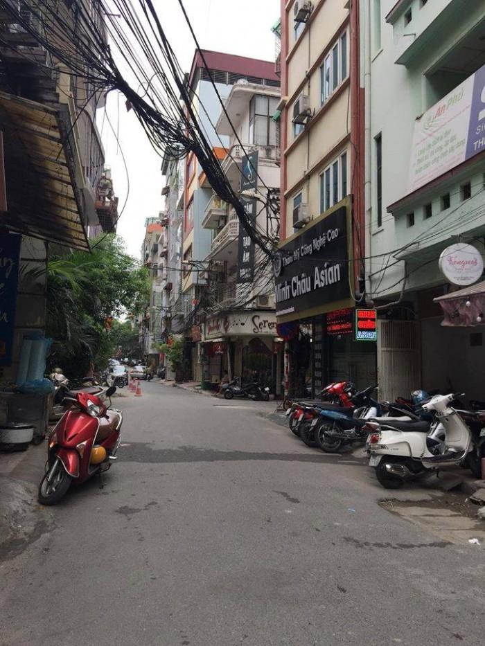 Bán nhà riêng Thái Hà, ô tô tránh, cách mặt phố 20m, KD vô địch