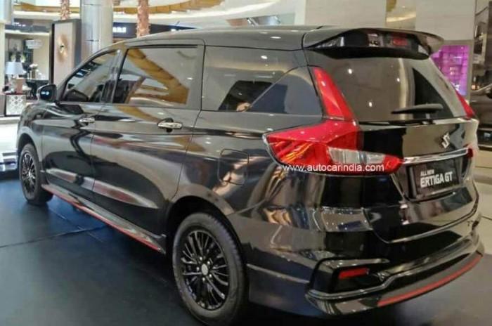 Suzuki Ertiga 2019 có tại đại lý suzuki Cần Thơ