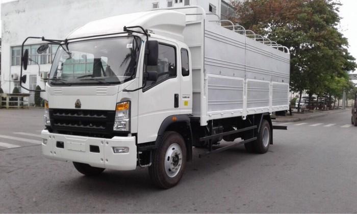 Bán xe tải 6 tấn, thùng dài 4m2, giá 379tr, tặng 10 chỉ vàng. 6