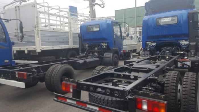 Bán xe tải 6 tấn, thùng dài 4m2, giá 379tr, tặng 10 chỉ vàng. 3