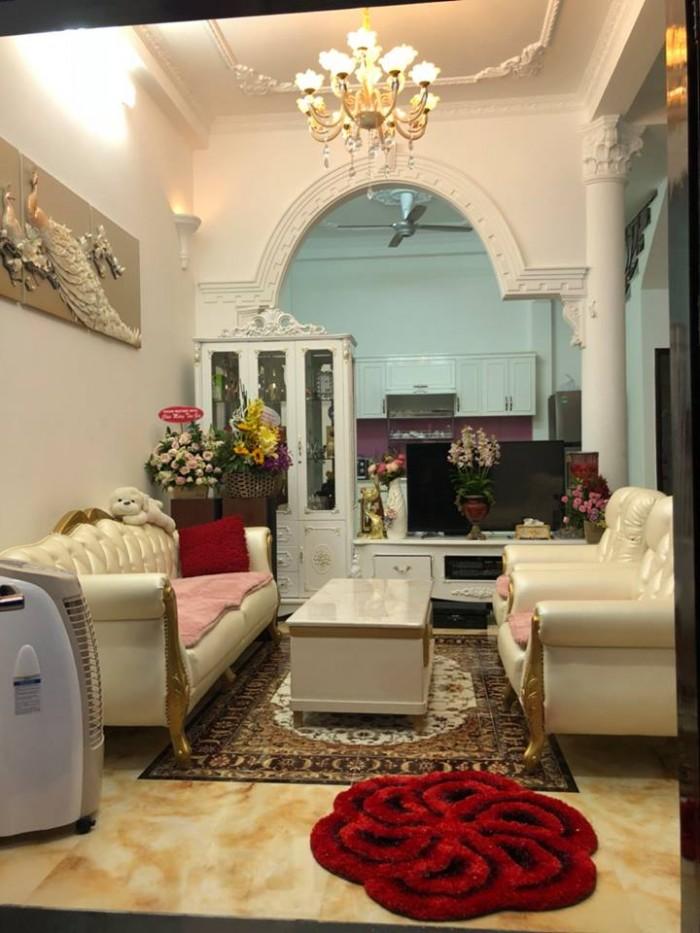 Định cư Bán gấp Villa tuyệt đẹp khu sân bay Nguyễn Cảnh Dị Phường 4 Quận Tân Bình.