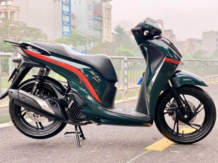 Bán SH Việt 125 CBS cuối 2018 chuẩn 4000km-Như mới
