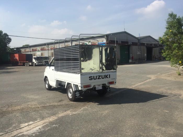 Tải Suzuki Pro 580kg Thùng bạt dài 2m4 đời 2019, giá tốt nhất thị trường