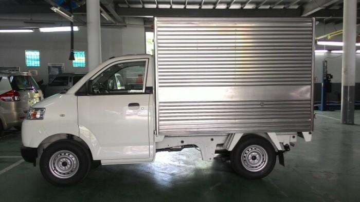 Xe Tải Suzuki Carry Pro 580KG - 490kg - Thùng Kín - Trả góp, vay 80% thủ tục nhanh, giao xe ngay. 7
