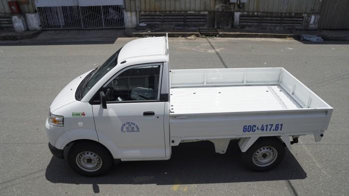 Xe Tải Suzuki Carry Pro 705KG - 490kg - Thùng lửng - Tặng Phí Trước Bạ_Có Sẵn 2