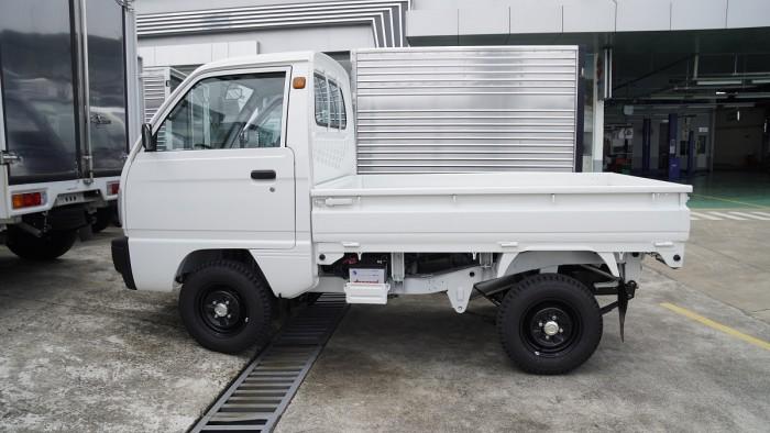 Xe Tải Suzuki Carry Pro 705KG - 490kg - Thùng lửng - Tặng Phí Trước Bạ_Có Sẵn 3