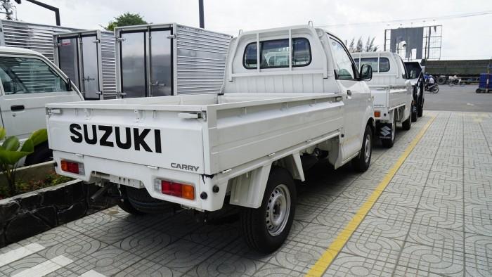 Xe Tải Suzuki Carry Pro 705KG - 490kg - Thùng lửng - Tặng Phí Trước Bạ_Có Sẵn 4