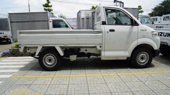 Xe Tải Suzuki Carry Pro 705KG - 490kg - Thùng lửng - Tặng Phí Trước Bạ_Có Sẵn