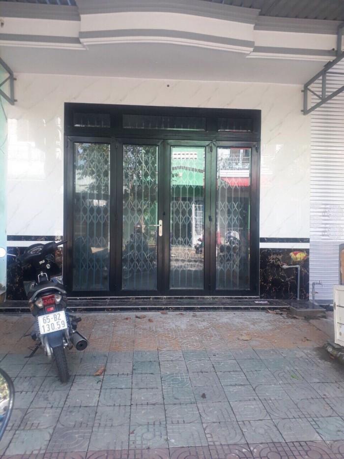 Bán nhà KDC Hưng Phú khu tái định cư đường B26 phường Hưng Phú , quận Cái Răng , TP Cần Thơ