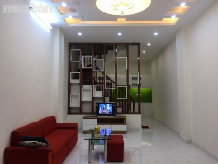bán nhà 5 tầng ngõ 195 Phố Trần Cung