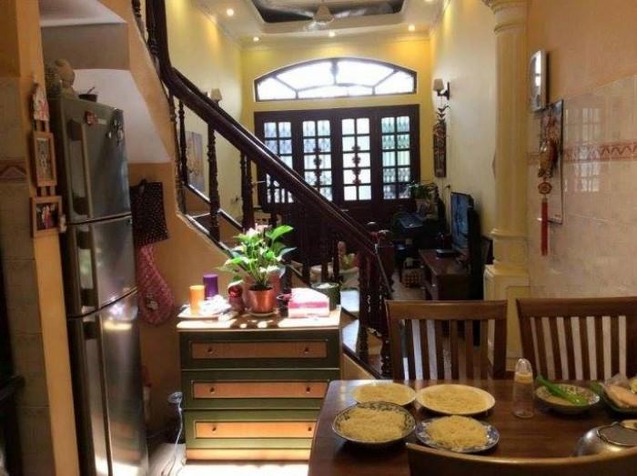 Bán nhà phân lô ngõ 93 Hoàng Văn Thái, 35m2, 5 tầng