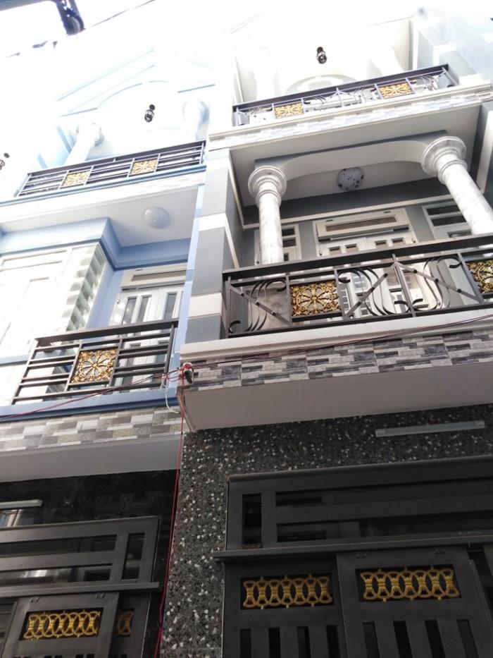 Bán nhà đường Tân Thới Hiệp 07 nhà đẹp giá rẻ phù hợp với gia đình có thu nhập trung bình