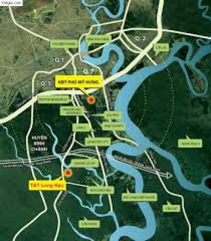 Chính chủ cần bán gấp 2 lô đất thuộc dự án Thái Sơn T&T Long Hậu