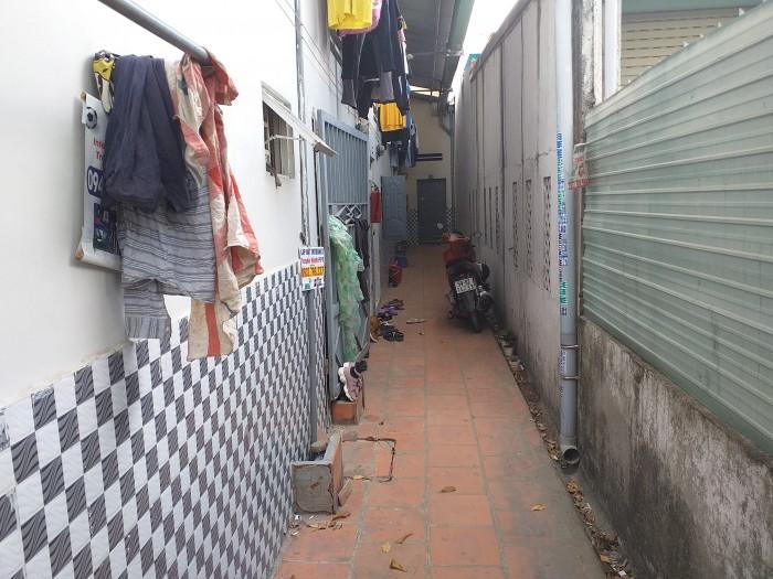 Nhà Trọ đường 34 Linh Đông ThủĐức  DT 5mx26m 130m2