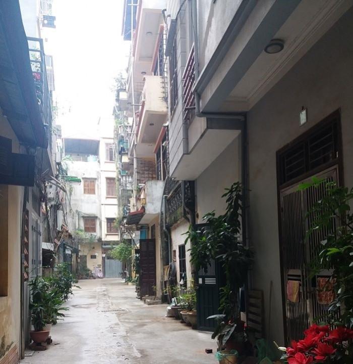 Bán nhà Mặt phố Nguyễn Văn Trỗi, 4x60m2 văn phòng-kinh doanh đỉnh
