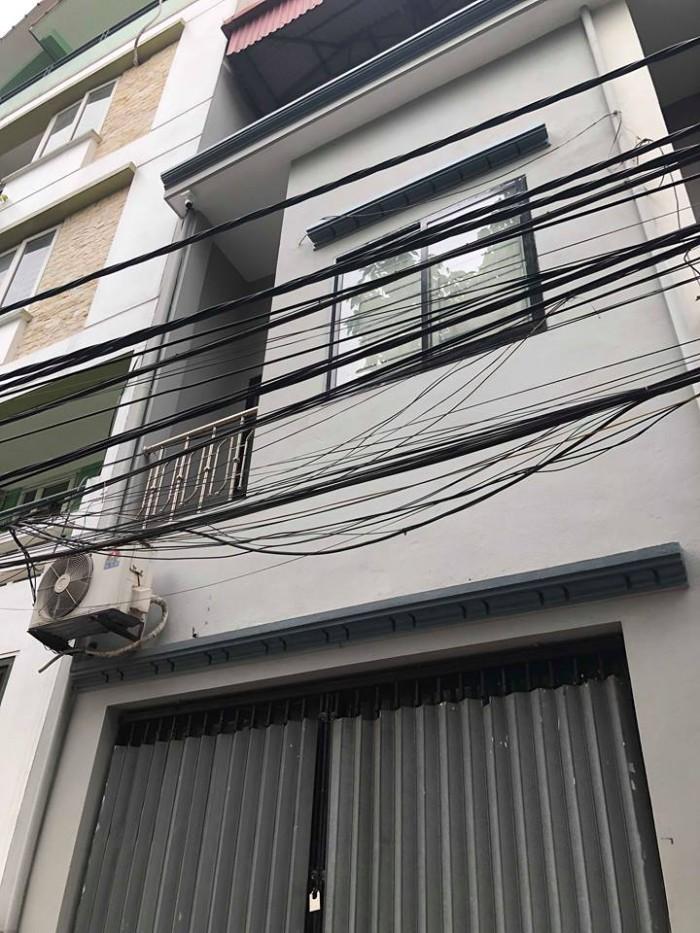 Bán nhà Định Công Hoàng Mai , mới , 40mx4T