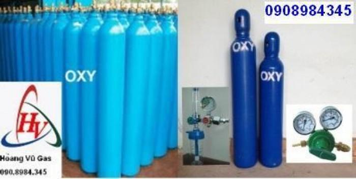 Khí Oxy thở tại nhà0