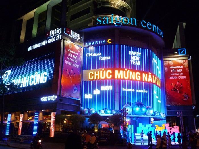 Mặt tiền Paster gần Sài Gòn Centre
