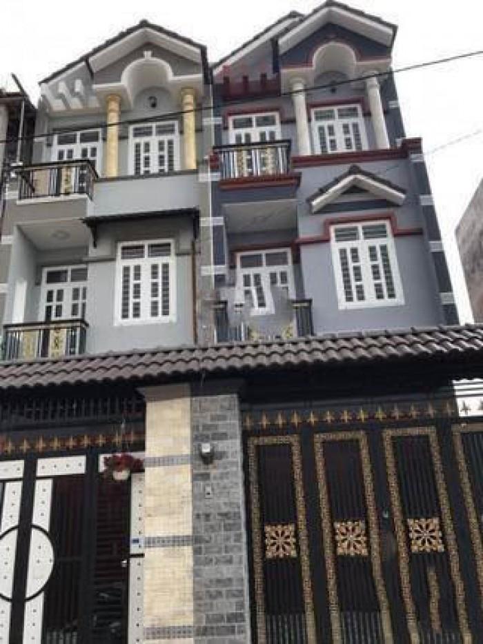 Nhà Phú Thọ Hòa Tân Phú - Đúc 3 Lầu Mt 7m Thông Kd