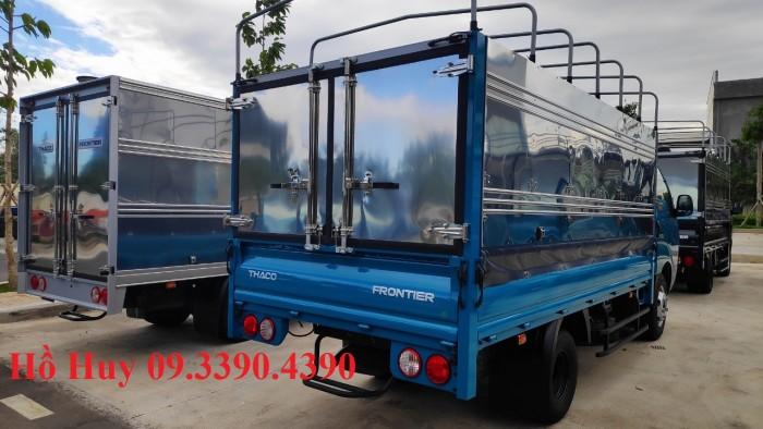 Bán xe tải nhẹ 1,5 tấn
