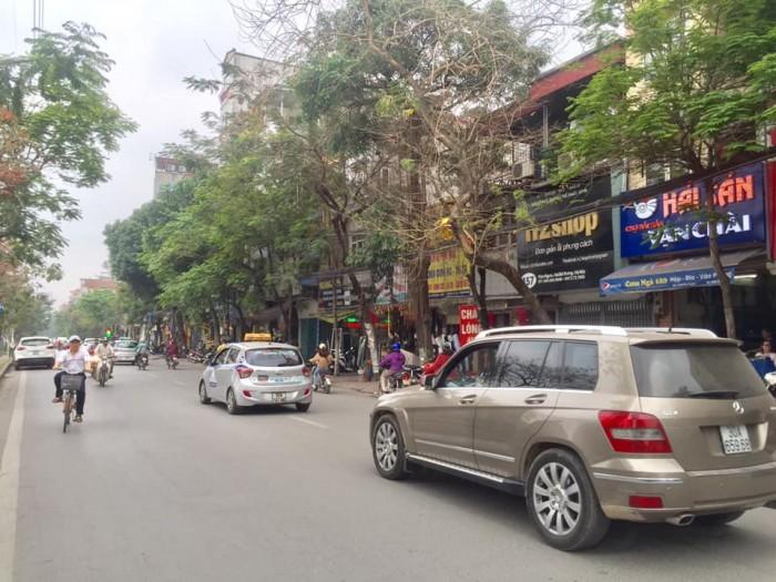 Bán nhà Mặt phố Kim Ngưu, 70m2xMT4m kinh doanh đỉnh