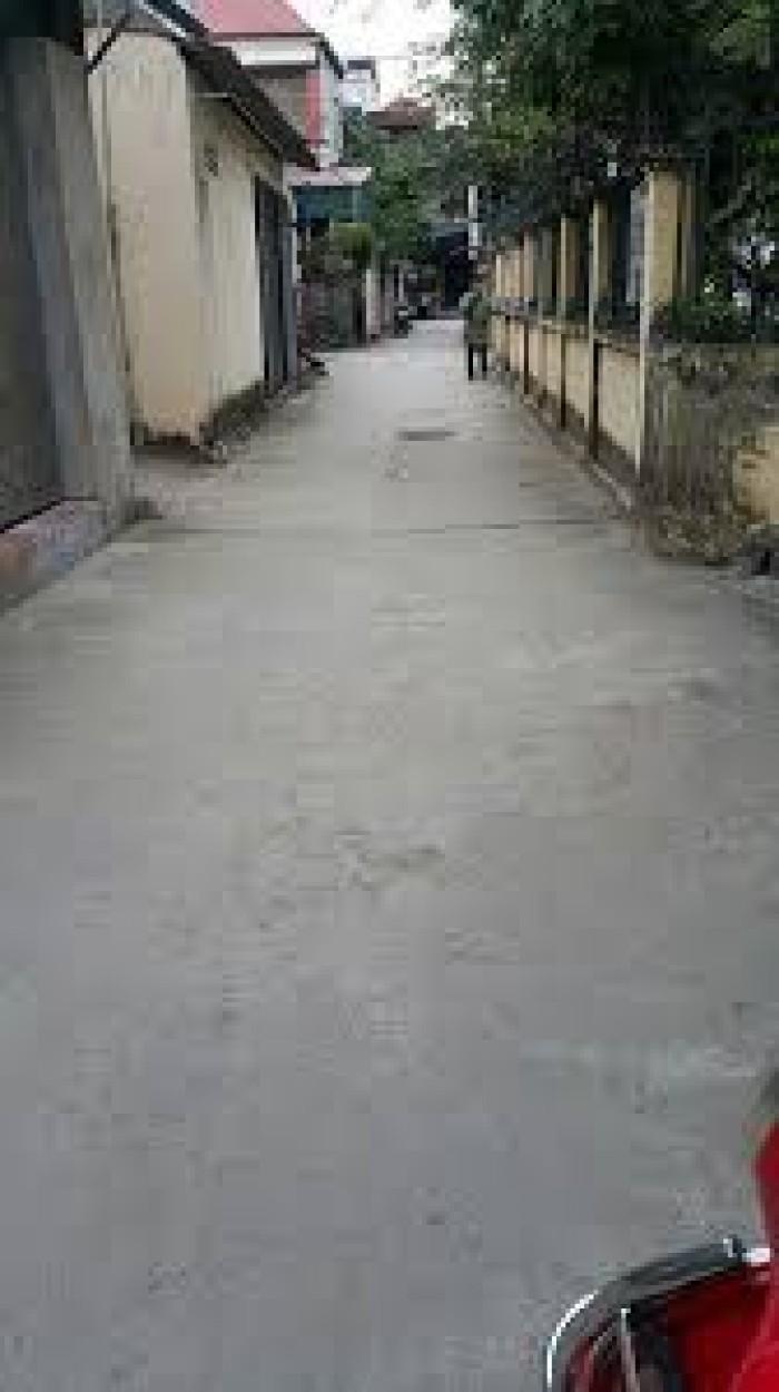 Bán gấp 38m đất đường thông KINH DOANH tốt ở Thạch Bàn