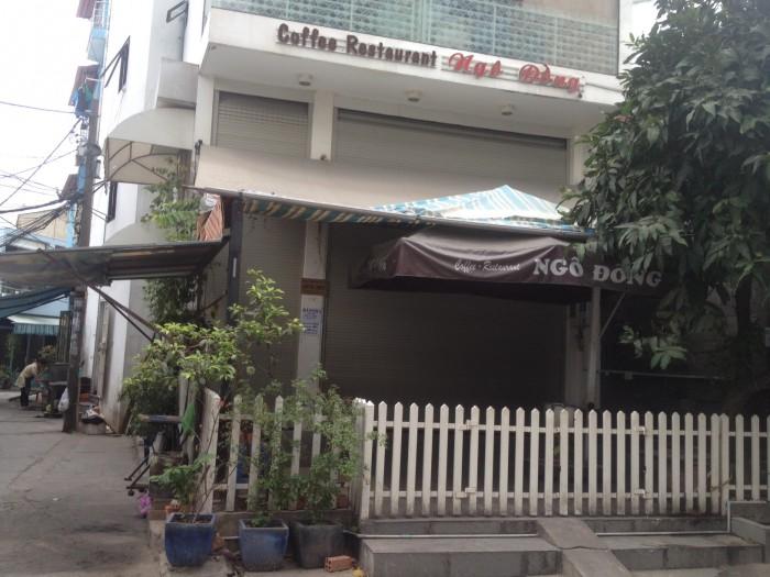 HXH Nguyễn Cửu Vân. 6.5x18. 4 lầu. Doanh thu 55tr/tháng.