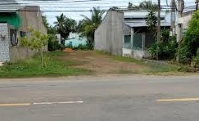 Cần vốn bán lô đất 2MT đường tỉnh lộ 15 Củ Chi
