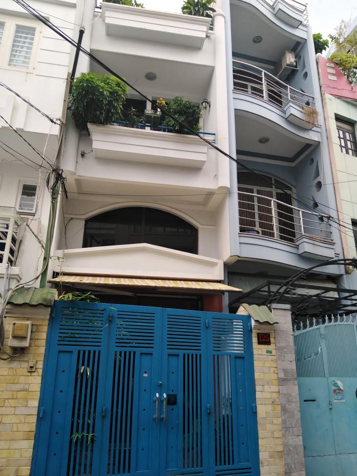 Cần bán nhà HXH Huỳnh Văn Bánh 42m2, Phú Nhuận