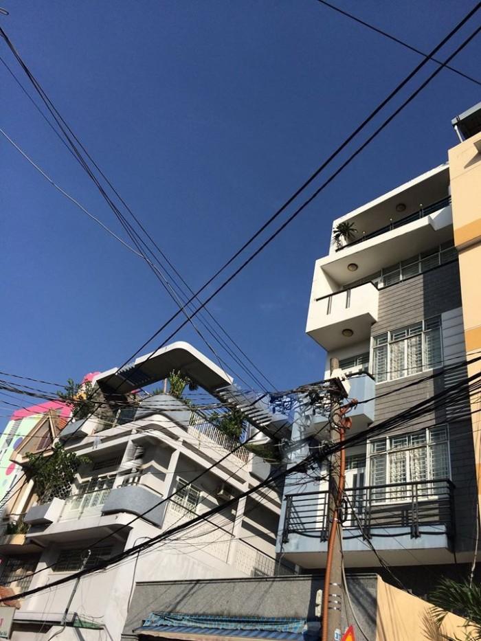 Tôi bán nhà 49m2 HXH Lê Văn Sỹ, Phú Nhuận