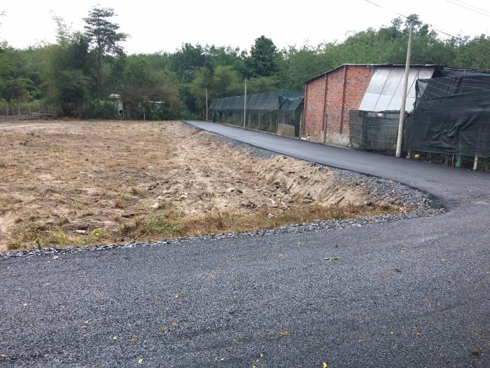 Bán đất 2 mặt tiền liền kề  đường nhựa 40m, Củ Chi