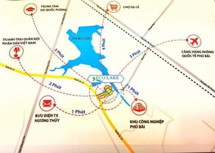 Đất nền Nằm Ở Đường Nam Cao,Lô đất Đối Diện Là Tuyến Đường quốc lộ 1A - Phú Bài,Huế